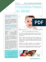 Odontología para el bebé