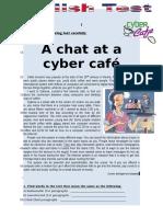 Addictions - Cyber Café
