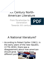 XX Century North American Lit.iv Uneal
