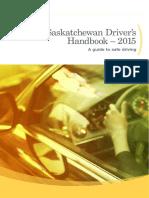 2015 Drivers Handbook