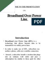 Broadband Over Power Line Pdf