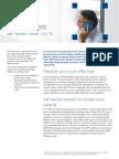 System Center 2012 R2 IT Service Management Datasheet
