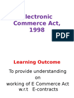 L 10 - Electronic Contracts