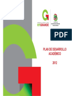 Cobaem PDF Desarrollo Academ