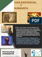 Psicologia Existencial VS Humanista