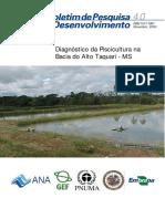 BP40-Diagnóstico da Piscicultura na Bacia do Alto Taquari - MS
