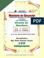 Niveles de Escritura_soporte Pedagogico