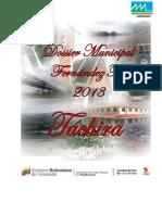 Dossier 2013 Fernandez Feo