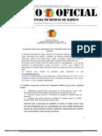 Diário Oficial Pref de IlhDiário Oficial Pref de Ilhéus-BAéus-BA