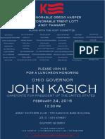John Kasich Gulfport 2.24.16