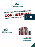 Monitor País - Temas de Coyuntura 16 febrero2016