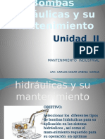 20994191-Bombas-hidraulicas-y-su-mantenimiento.pptx