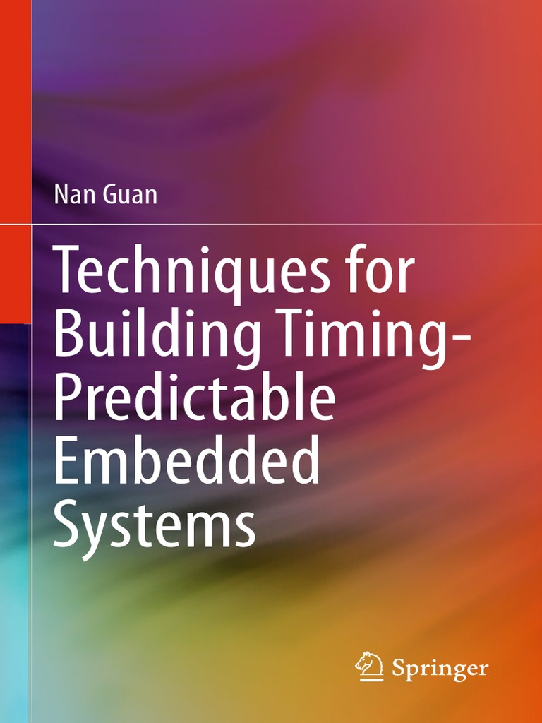 Techniques For Building Timing Predictable Embedded Systems 2016 Free Electronic Circuit Drawing Tool Fidocadj Multi Core Processor Cpu Cache