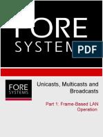 Multicast p