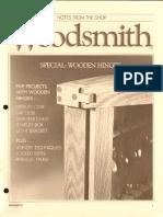 Woodsmith - 009