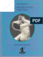 El Semental Negro - Narcissa Brown