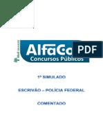 Alfacon Simulado Comentado Pf Escrivao.pdf