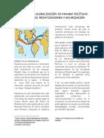 La Globalización en Panamá