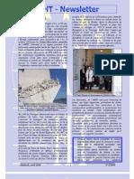 Newsletter d'avril 2010