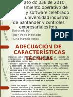 Contrato Legislacion - Machado - Rojas