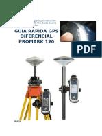 Guia Rapida Gps Diferencial Promark 120