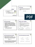 Circuitos Elétricos - Leis Fundamentais de Circuitos 6 por página