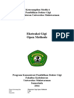 Panduan Trapmed 6 (Ekstraksi Trans Alveolar) (Autosaved)