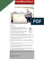16-02-17 Nace el proyecto Saltillo Para Bien  Saltillo