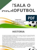 Micro Futbol