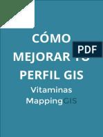 Como Mejorar Tu Perfil GIS - Vitaminas MappingGIS