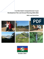 Support to Chin State Comprehensive Development Plan (Vol. I)-English.pdf