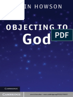 Colin Howson - Objecting to God