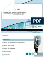 Les Solutions IBL Rational Pour SAP