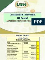 Contabilidad Intermedia III Parcial