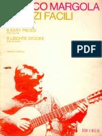 Franco Margola - 8 Pezzi Facili Per Chitarra