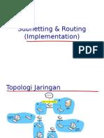Kuliah_11 - Subnetting Routing (Implementation)