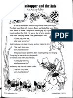 Fables and Folktales texts and exercises