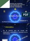 Unidad 1 Generalidades Primera Parte