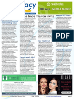 Pharmacy Daily for Fri 19 Feb 2016 - China trade mission invite, Country of origin labelling, Blackmores awards suppliers, Events Calendar and much more
