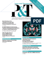 Pharmacy & Therapeutics (P&T) Journal-February 2016