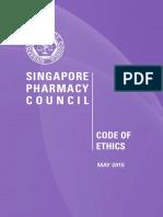 Kode Etik Apoteker Singapura