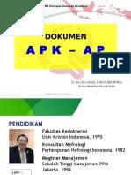 A 1 DrNico Dokumen APK AP Juli2015