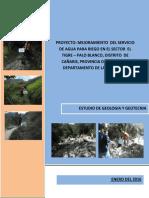 Geologia y Geotecnia Motupe