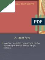 Jagat Raya Dan Tata Surya (Puput)