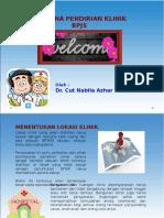 Proposal Klinik