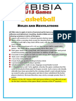 u13 fobisia rules and regulations basketball