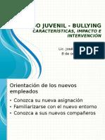 Acoso Juvenil - Bullying Características, Impacto e