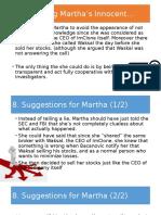 Martha Stewart case