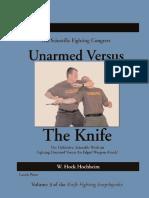 Unarmed vs Knife