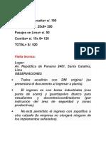 Presupuesto COPEIQ 2015